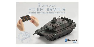 Scale Electric Radio Control Japan Ground Self Defense Force Type 10 Tank Camouflage 1 69040C