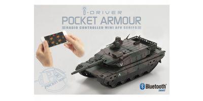 ポケットアーマー i-driver 陸上自衛隊10式戦車 迷彩1 1/60 EP レディセット 69040C