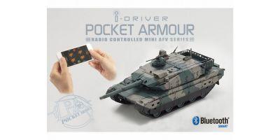 ポケットアーマー i-driver 陸上自衛隊10式戦車 迷彩2 1/60 EP レディセット 69040G