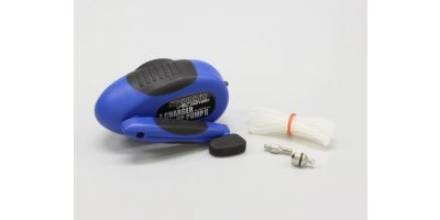 F Charger HP Pump Ⅱ (Blue) 80703BL