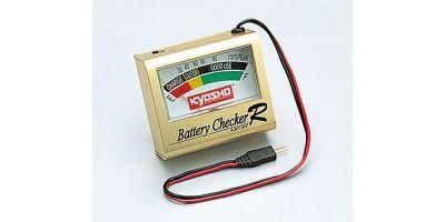 バッテリーチェッカー R(4.8V/6V)  80901
