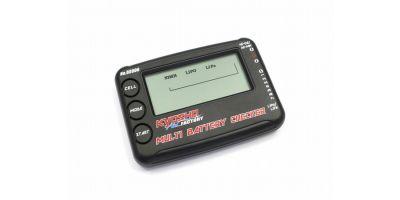 マルチバッテリーチェッカー 80906