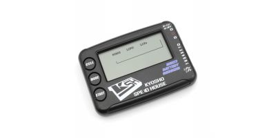 KYOSHO SPEED HOUSE Multi Battery Checker 80907