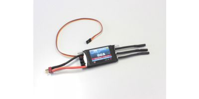 Water Cooled BL ESC 80A 82702