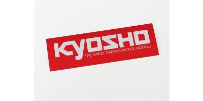KYOSHO Logo Sticker (LL/W900xH200) 87005