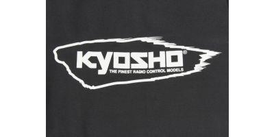 エプロン(KYOSHOロゴ/黒) 87962
