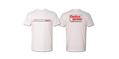 Vintage Option House T-Shirt(L) 88010L