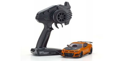 ミニッツRWDシリーズ CHEVROLET® CAMARO® ZL1™ 1LE クラッシュ 32339OR