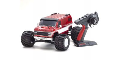 1:10 Scale Radio Controlled Electric Powered 4WD FAZER Mk2 FZ02L VE-BT Series readyset MAD VAN VE Color Type1 34491T1