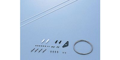 Wire Linkage Set (Rudder) 90001