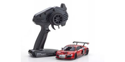 ミニッツRWDシリーズ レディセット Audi R8 LMS Audi Driving Experience 2010 32329SR