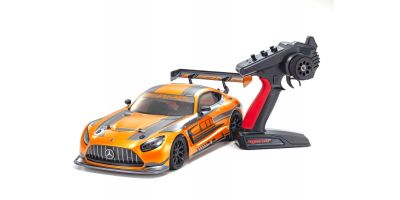 1:10 Scale Radio Controlled Electric Powered 4WD FAZER Mk2 FZ02 Series readyset 2020 Mercedes-AMG GT3 34424