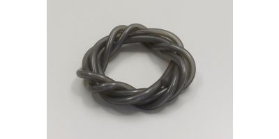 Color Silicone Tube(2.3x1000/Smoke Grey) 96183SG