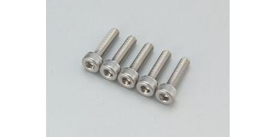Stainless Cap Screw(M3x12) 96205