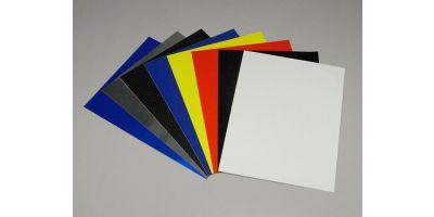Dflex Color Decal YELLOW 96721Y
