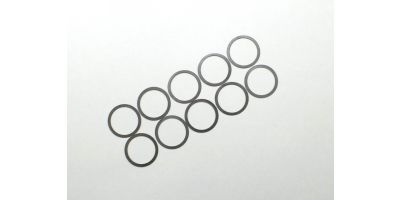 13x16x0.15mm Shim SUS (10pcs)  96772