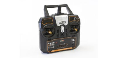 2.4 GHz Digital Proportional Radio Control System SYNCRO KT-431S 4ch Tx/Rx Set (Mode 1) 82431M1