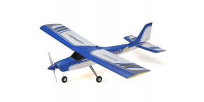 CALMATO ALPHA 40 Trainer BLUE EP/GP ARF 11232BL