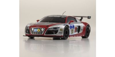 R/C EP Touring Car Audi R8 LMS Phoenix Racing NBR 2010 #99  32161SL