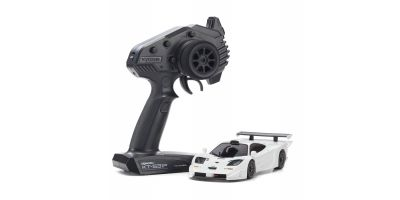 ミニッツRWDシリーズ マクラーレンF1 GTR ホワイト レディセット 32332W