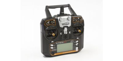 2.4 GHz Digital Proportional Radio Control System SYNCRO KT-631ST 6ch Telemetry Tx/Rx Set (Mode 1) 82631M1