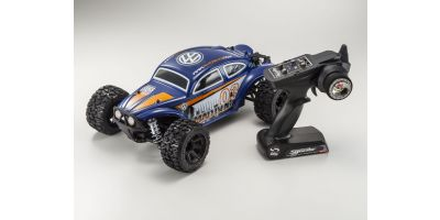 MAD BUG VE (Navy) 1/10 EP 4WD Buggy Readyset RTR 30994T2