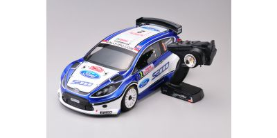 1/9 EP 4WD r/s DRX VE 2010 FORD FIESTA 30881