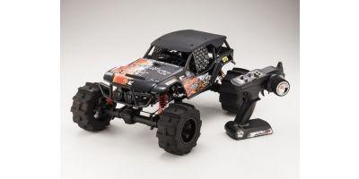 1/8 GP 4WDモンスタートラック FO-XX レディセット 31228