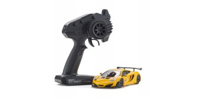MINI-Z RWD McLaren 12C GT3 2013 Orange Readyset RTR 32325OR