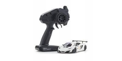 MINI-Z RWD McLaren 12C GT3 2013 White Readyset RTR 32325W