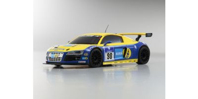R/C EP Touring Car Audi R8 LMS Phoenix Racing NBR 2010 #98  32153BT