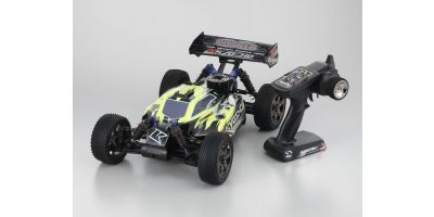 GP 4WD RACING BUGGY Inferno NEO 2.0 Readyset T1 Black / Yellow 31684T1