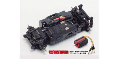 ミニッツAWD MA-020VE シャシーセット ASF2.4GHz 32160