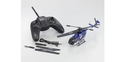 150mmサイズ電動インドアヘリシリーズ 川崎重工BK117 C-2 レディセット 20151