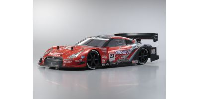 R/C Electric Powered 4WD Touring Car TF-5S XANAVI NISMO GT-R 2008  30814XN