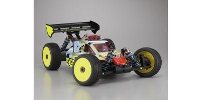 1/8 GP 4WDレーシングバギー キット インファーノ MP9 TKI3 (TEAM KYOSHO INTERNATIONAL 3)  31788