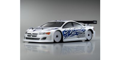 R/C ELECTRIC POWERED 4WD TOURING CAR TF-5 Readyset DODGE STRATUS Color Type 2 (Street Version) with KA-15 Amp Unit (separate receiver / amp) 30822T2