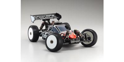 1/8 GP 4WDレーシングバギー インファーノ MP9 TKI3 レディセット T1(レッド) 31888T1