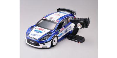 1/9 GP 4WD RCラリーカー DRXシリーズ FORD FIESTA S2000 レディセット  31050