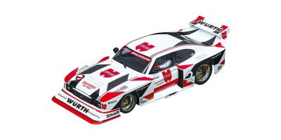 "カレラ Digital124 Ford Capri Zakspeed Turbo ""Würth-Zakspeed Team No.2"" 20023858"
