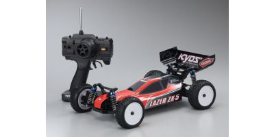 R/C Electric Powered 4WD Racing Buggy LAZER ZX-5 Color Type 3 30861T3