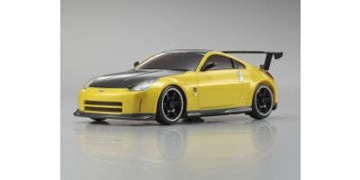 R/C EP TOURING CAR NISSAN FAIRLADY Z (Z33) NISMO S-tune equipped with GT Rear Wing Yellow Metallic 30575MY