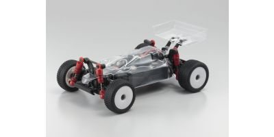 MINI-Z Buggy LAZER ZX-5 FS Clear Body Chassis Set 32282BCCL