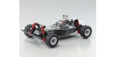 R/C EP 4WD Racing Buggy OPTIMA Clear Body chassis Set  32281BCCL