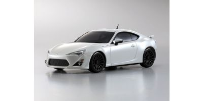 R/C EP Touring Car TOYOTA 86 Satin White Pearl  30535PW