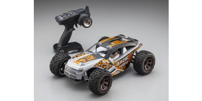 Scale Radio Controlled Racing Truck EP FAZER 4WD RAGE VE  30992T1J