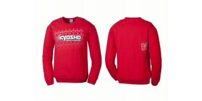 Kfade 2.0 Sweat Non-hood Red X Large 88007XL
