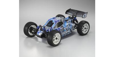 1/10 GP 4WD r/s DBX2.0 カラータイプ1 KT-100付  31098T1J
