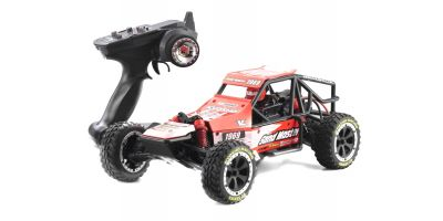 EZ Series SANDMASTER (Red) 1/10 EP 2WD Buggy Readyset RTR 30831T1