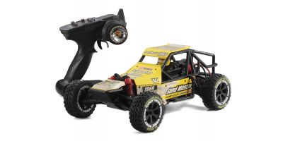 EZ Series SANDMASTER (Yellow) 1/10 EP 2WD Buggy Readyset RTR 30831T2